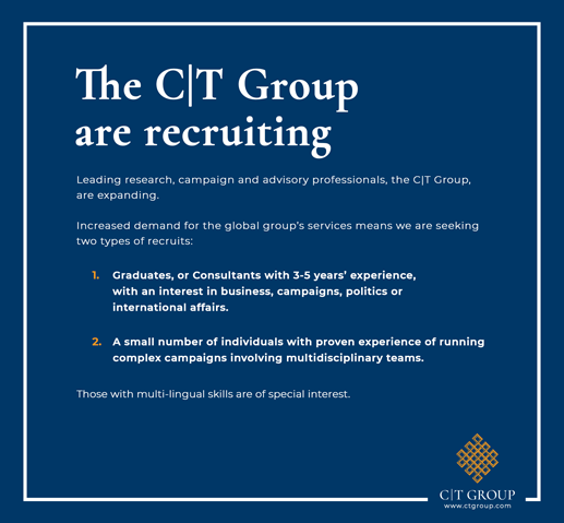 Careers – C|T Group